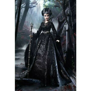 Queen of the Dark Forest Barbie Doll Never Removed from Box, or Shipper