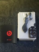Beats by Dr. Dre urBeats3 Black In Ear Headphones Manufacturer Refurb