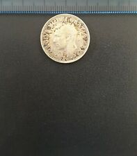 CANADA 25 CENTS 1951. HR. 80% SILVER.