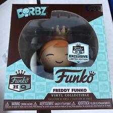 Funko HQ Grand Opening Dorbz Freddy Funko #009 Exclusive Limited Edition