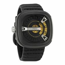 Preowned Authentic wCase Seven Friday M Series SF-M02/01 Black Dial Mens Watch