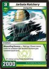Kaijudo X3 JARBALA HATCHERY Rare #134/160 15VTX (Playset) Vortex DUEL MASTERS
