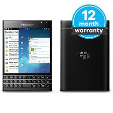 BlackBerry Passport - 32GB - Black (Vodafone) Smartphone