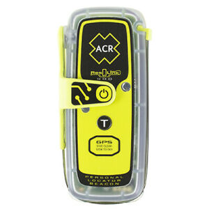 New RESQLINK 2921 Personal Rescue Beacon Identifies Where The Sender Is Located