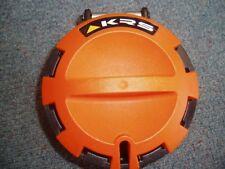 """Bazooka Conduit End Cap 150mm - """"Orange"""""""