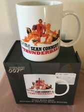 JAMES BOND 50TH ANNIVERSARY MUG - Thunderball New & Boxed MOVIE POSTERS