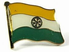 India Flags Pin, 1,5 cm, New Pressure Cap