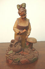 "Tom Clark Gnomes Rosemary 8 1/2"" Edition 22 1983"