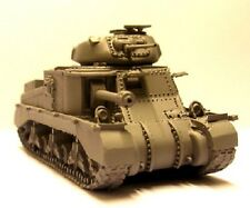 Milicast BB055 1/76 Resin US WWII M3 Lee (North Africa Version)