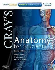 Gray's Anatomy for Students: With STUDENT CONSULT Online Access, 2e by Richard
