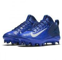 Nike Trout 3 Pro MCS Baseball Cleats Blue/White/Blue Youth Kids GS 856499-447
