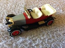 Matchbox Model of Yeasteryear Y2 1914 Prince Henry Vauxhall Car