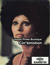 8 Photos 21x27.5cm (1975) LA PÉPÉE DU GANGSTER Sophia Loren, Mastroianni NEUVE