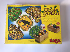 Obstgartchen (The Little Orchard) Board Game, Foreign