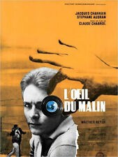 3 Claude Chabrol films:Le Scandale,The Third Lover,The Line of Demarcation.