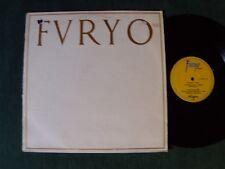 "FURYO : Furioso - 12"" MAXI 45T 1984 goth post-punk ANAGRAM FURYO  12 ANA 24"
