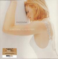 Madonna - Something To Remember - 180 Gram Vinyl LP *NEW & SEALED*