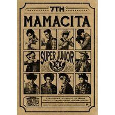 SUPER JUNIOR 7TH ALBUM- MAMACITA[ AYAYA] Version B