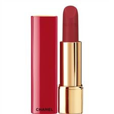 CHANEL ROUGE ALLURE VELVET Luminous Matte Lip Colour Coll. Libre BNIB RED NO. 2