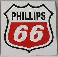 Phillips 66 Sticker, Oil and Gas Company sticker, car, bumper sticker