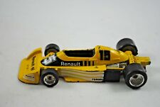 POLISTIL CE105 1:41 RENAULT RS 01 F1 Racing Car w/ Rear End Crash Made in Italy