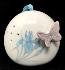 Signed Takahashi Japan Porcelain Incense Collector Potpourri Perfume Diffuser Re