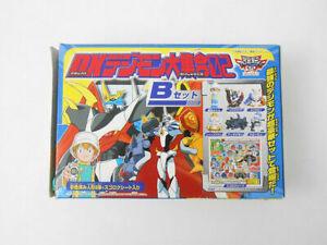 Bandai DX Digimon Adventure 02 Set B Imperialdramon Omegamon Takeru Mini Figure