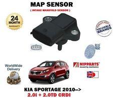 FOR KIA SPORTAGE 1.7 2.0 CRDI 2010-> NEW MAP INTAKE MANIFOLD SENSOR 39300-84400