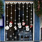 Windows Wall Stickers Supplies New Year Merry Christmas Decoration For Home Gif