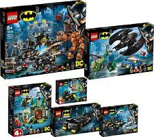 LEGO® DC Comics Super Heroes 76122 76120 76119 76118 76138 76137 N6/19