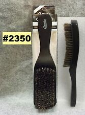 ANNIE CURVED WAVE BRUSH 100% BOAR & REINFORCED BRISTLES #2350