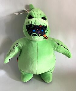NWT Nightmare Before Christmas OOGIE BOOGIE Build A Bear With Sound NBC BABW