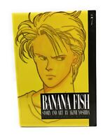 Banana Fish Vol.7  Pulp / Viz ENGLISH Graphic Novel Manga Akimi Yoshida RARE OOP