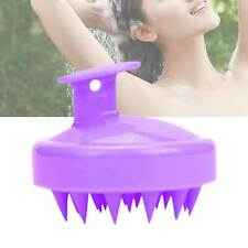 Shampoo Massage Brush Scalp Hair Washing Massager Bath Cleaning Tool  0.1$+