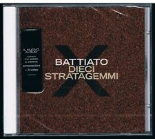 Dieci Stratagemmi - Franco Battiato CD Columbia