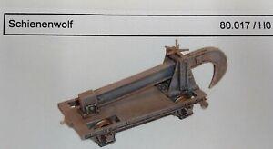 Artmaster 80.017 Schienenwolf H0 1:87 Bausatz Wagon Waggon Resin