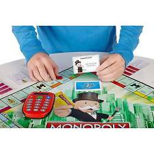 Monopoly Ultimate Banking Edition Electronic Board Game Hasbro.