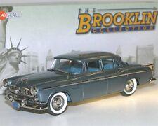Brooklin BRK 165a 1955 Chrysler Windsor 4-Door Sedan Embassy Gray Metallic, 1/43
