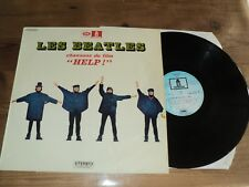 THE BEATLES / B.O FILM HELP (1965) LP ticket to ride - yesterday - another girl
