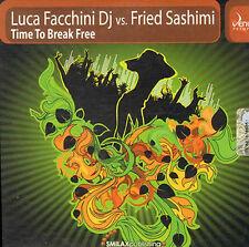 LUCA FACCHINI DJ - Time Para Break Gratis, vs Fried Sashimi - Venus