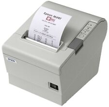 EPSON TM-T88IV POS RS232 Serieel Ticket Kassa Printer M129H + Adapter