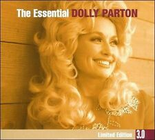 DOLLY PARTON The Essential 3.0 3CD BRAND NEW Best Of Greatest Hits