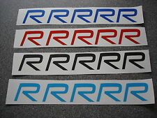 VOLVO T5-R V70 S60 C70 850 R DESIGN R STICKERS ALLOY WHEEL