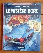 Lefranc Le Mystère Borg 30X40 2010 Neuf sous Blister Martin