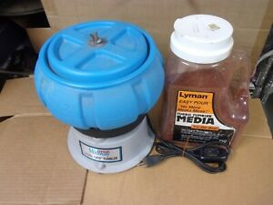 Midway Spent Brass Cartridge Shell Casing Cleaning 1 Gal Vibratory Media Tumbler