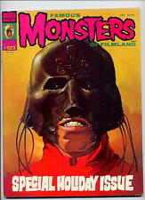 Famous Monsters of Filmland #123 & 149
