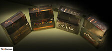 4 Twilight Trading Card Boxes Collection New Moon Eclipse NEW