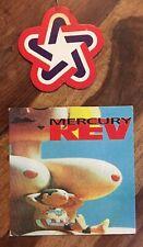 More details for mercury rev boces 1993 original uk promotional mobile rare