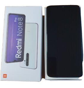 Redmi Note 8 Pro - 128GB - Verde (Libre) (Doble ranura SIM)