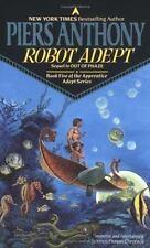 Robot Adept (Apprentice Adept, Book 5), Anthony, Piers, 044173118X, Book, Accept